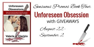 Unforeseen Obsessions - Val Book Tour 2