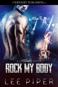 Rock My Body Front Cover